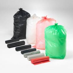 Vrečke za smeti 60l LD zelene 1 kos