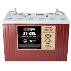 Akumulator 12V/80Ah gel Trojan