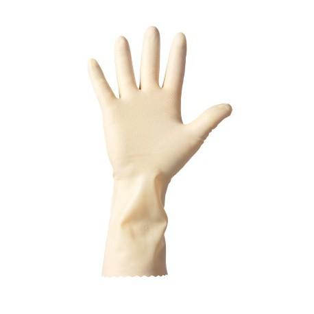 Rokavice gumijaste  L GLOVELY SATIN