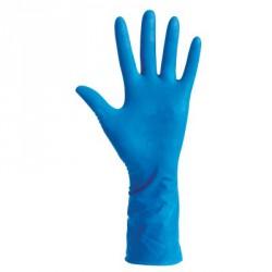 Rokavice modre M BIOSAFE HIGH RISK GLOVELY