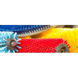 Ščetke in Nosilci za čistilne stroje WETROK
