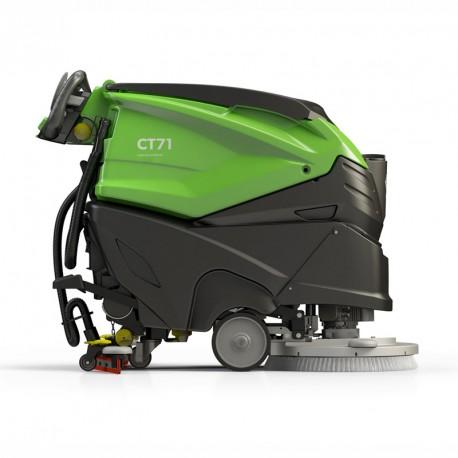 IPC GANSOW CT71 - Kombinirani čistilni stroj