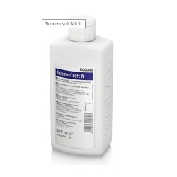 Dezinfekcijsko sredstvo za roke - Skinman soft N 500ml